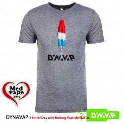 DYNAVAP T SHIRT -MELTING...