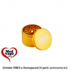 VIBES X AEROSPACED GRINDER...